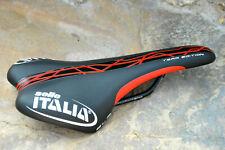 Selle Italia SLR Team Edition Manganese Sattel Auslaufmodell schwarz-rot %%%