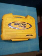 Spectra Ll400 Laser And Hl 700 Receiver + Receiver Clamp