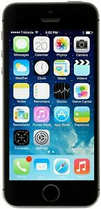 Apple iPhone 5S A1553 Smartphone Space Gray / 16GB / GSM Unlocked
