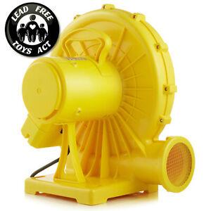 Inflatable Bounce House Blower - 1200 Watt 1.5 HP Air Pump Fan