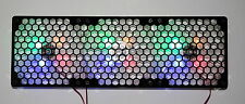 Custom Honeycomb 420mm Radiator triple 140mm Fan Grill Computer Case Cooling Mod