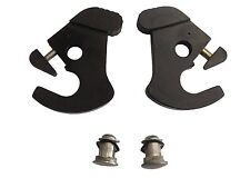 ROTARY LATCH CAM LOCK KIT FOR HARLEY DAVIDSON DETACHABLE SIDE PLATE LUGGAGE RACK