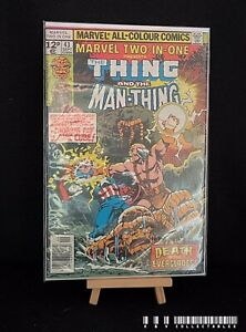 Marvel Two-in-one Issue 43 (1978) Bagged & Boarded
