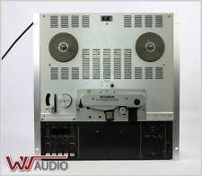 Studer A807 Tonbandgerät, Tape Recorder.  Butterfly Heads.