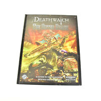 DEATHWATCH The outer reach Roleplay game Warhammer 40K book manual RPG