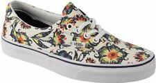 Vans Era (Vintage Floral) White Dress Blues WOMEN'S Shoes SIZE 5.5