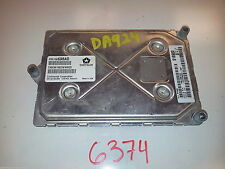 2013 13 DODGE DART 2.0L COMPUTER BRAIN ENGINE CONTROL ECU ECM MODULE