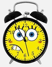 """SpongeBob SquarePants Alarm Desk Clock 3.75"""" Home or Office Decor Z53 Nice Gift"""