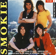 CD SMOKIE THE COLLECTION Stereo 1992 Ariola Made in Germany