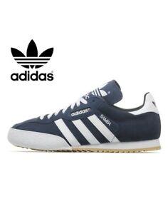 ⚫⚫2021 Genuine Adidas Originals Samba Super Suede ® ( Men Sizes UK:6 - 12 )