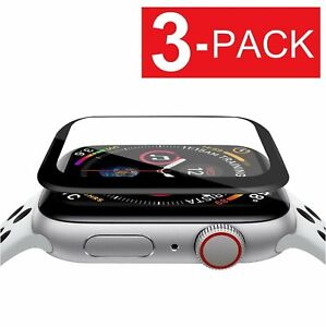 3D  Coverage Screen Protector Cover for Apple Watch Series 1 2 3 4 5 6 SE iWatch