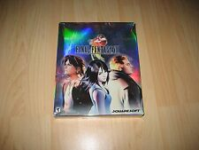 Final Fantasy VIII 8 PC Computer Game Squaresoft New Factory Sealed