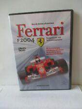 Kyosho DeAgostini Ferrari F2004 / DVD-Aufbauanleitung siehe Foto m.OVP WH3404