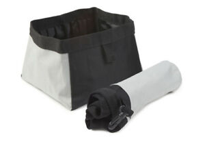 Ancol Portable Dog Water Bowl - Ideal for Travelling with your dog