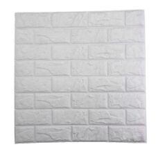 3D DIY Brick PE Waterproof Foam Stone Wall Stickers Poster Decals Home Decor