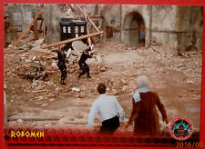 DALEKS INVASION EARTH 2150 - Card #25 - Robomen - Unstoppable Cards 2014