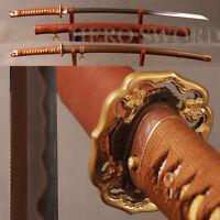 Top quality Japanese 98 Saber Traditional Ancient methods Polishing Katana Sword