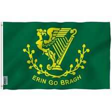 Anley Fly Breeze 3x5 Foot Erin Go Bragh Flag - Ireland Forever Flags Polyester