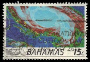 BAHAMAS 732 (SG915) - Hurricane Awareness Campaign (pa51469)