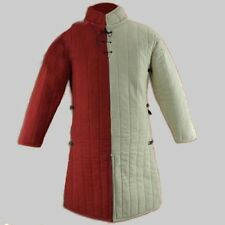 Thick Padded Jacket Vest Medieval Gambeson Costumes Dress Sca