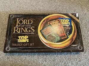 L@@K - The Lord of the Rings Limited Edition 'Top Trumps' Trilogy Gift Set