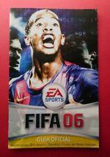 Mini Guia Oficial - FIFA 06 - USADO - BUEN ESTADO