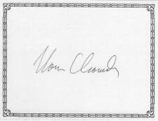 Noam Chomsky - Linguist/Philosopher/Crit ic, Genuine Hand Signed Bookplate