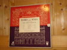 MARIA CALLAS at La Scala - Verdi Il Trovatore KARAJAN COLUMBIA 3LP 33 WCX 1483-5
