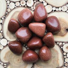 Large Red Goldstone Tumblestones 100g Wholesale Crystal Therapists Healers
