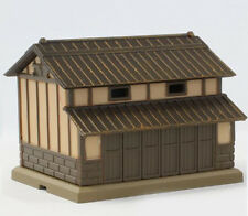 Rokuhan S029-1 Z Scale Metal-Roof Barn (Brown) (1/220 Z Scale) YDB