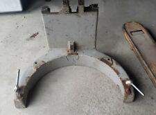 Hobart Mixer 00 122930 00002 Support Bowl V1401 140qt Bowl Cradle