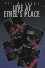 Martino, Pat-Live At Ethel`S Place  DVD NEUF