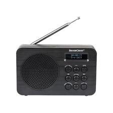 Radio DAB+ Taschenradio Mini Neu UKW FM Frequenz Empfang Digital Display Klein