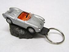 Porsche Spyder 550A Schlüsselanhänger 1:72 Hongwell Schuco Metall Selten RAR NEU