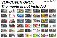 Slipcover Only (Lot No. GO715): for Blu-ray