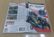 F1 Grand Prix - PAL España - Completo - PSP