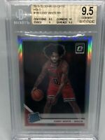 2019-20 Optic Holo Coby White Silver BGS 9.5 Gem Mint
