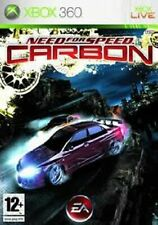 NEED FOR SPEED CARBON / MICROSOFT XBOX 360 / NEUF SOUS BLISTER D'ORIGINE / VF