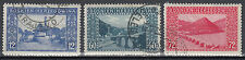 Österreich Bosnien u. Herzegowina Mi.Nr. 61-63 gestempelt Mi.Wert 45€ (6499)