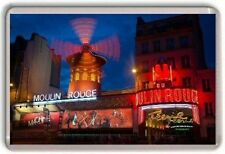 Moulin Rouge Paris Fridge Magnet #1