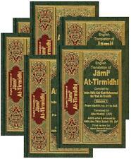 Jami At-Tirmidhi  Arabic/English (6 Volume Set)