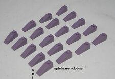 LEGO 4286, 20 x 1x3 Dachstein 33° schräg Schrägstein Sandpurple sandviolett #2