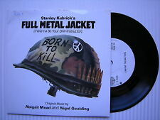 Full Metal Jacket (I Wanna Be Your Drill Instructor) / Sniper, Warner Bros W8187