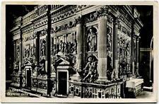 1938 Loreto - Esterno della Basilica della S. Casa - FP B/N VG