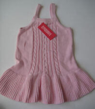 Gymboree NWT TRES FABULOUS Sweater Jumper Dress Pink Cable Knit  2 2T