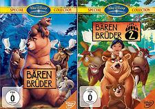 Bärenbrüder 1+2 - Special Collection (Walt Disney)                     DVD   036