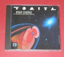 Tomita - Dawn chorus -- CD / Progressive