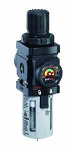 "Ingersoll Rand ARO P39124-600-VS Air Filter-Regulator Piggyback 1/4"" NPT - 15..."