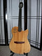 Godin ACS-SA Acoustic/Electric Nylon String Guitar