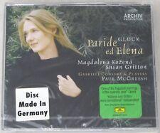Kozena/McCreesh Gluck: Paride ed Elena CD 2005 2-Discs Archiv (DG Sub) Germany
